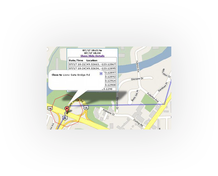 GPS Driver Tracking